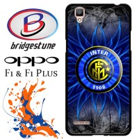 Case, Cover, Hardcase Hp Oppo F1 & Oppo F1 Plus Inter Milan Logo X3843