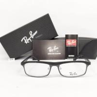 RAYBAN Kacamata Frame Kacamata Baca Plus / Minus / Silinder Fullset