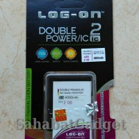 Baterai Battery Batre Logon Acer Z2 Z120 Z110 Double Power