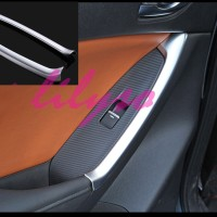 Arm Rest Belakang Pintu Crome Dove Mazda Cx-5 2013/2014-2pcs