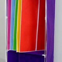 harga Anya-living Rp 004 - Ch - Wadrobe - Purple Tokopedia.com