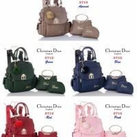 harga Tas Ransel Christian Dior | Tas wanita import tas murah fashion cewe Tokopedia.com