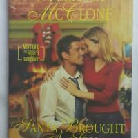 Buku Novel Harlequin Melissa McClone Hadiah dari Sinterklas (baru)