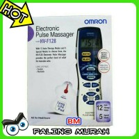 Electronic Nerve Omron Stimulator HV-F128 Murah
