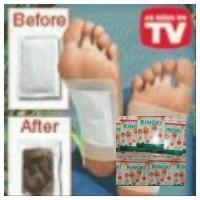 Jual Jual Koyo Kinoki White Cleansing [Detox Foot Pads] Murah