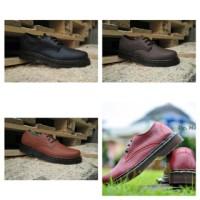 harga Sepatu Boot Docmart Pria Wanita, Dr.martens Low 3 Inhole Kulit Asli Tokopedia.com