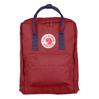 Fjallraven Kanken Ox Red Royal Blue Classic Tas Backpack Original