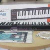 harga Nektar Impact Gx49 | Midi Controller 49 Key | Zeal Musik Jogja Tokopedia.com