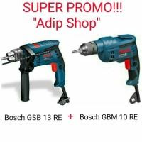 BOR BOSCH / Bosch GSB 13 RE + GBM 10 RE