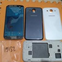 "Casing Samsung Galaxy Mega 5,8"" Gt-i9152 Hitam/putih"