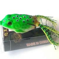 harga softlure katak/frogie umpan toman model = 1a , 5.5mm/=8gram Tokopedia.com