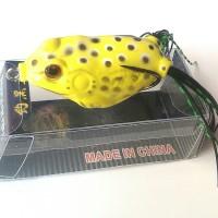 harga softlure katak/frogie umpan toman model 1b , 5.5mm/=8gram Tokopedia.com