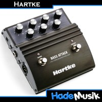 Efek Bass Hartke VXL Bass Attack - PreAmp/Direct Box