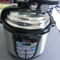 harga Panci presto pressure cooker 2 liter cmos presto listrik Cmos CPC-02L Tokopedia.com