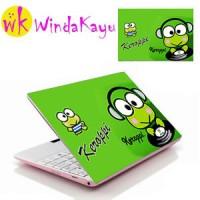 harga Keroppi Katak/Cover/Stiker Laptop 11,12,14,15 inch/Garskin Laptop Tokopedia.com