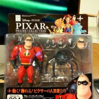 Revoltech mr incredible mr.incredible MISB