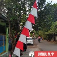 Jual Indonesian Flag Umbul-Umbul Merah Putih Murah