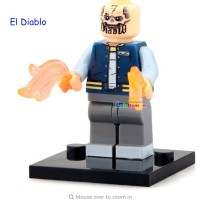 harga Lego Bootleg Suicide Squad Vengeance El Diablo Tokopedia.com