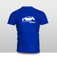 Kaos Baju Pakaian MOBIL Hyundai Grand Avega SILUET murah