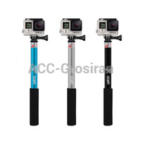 Tongsis Monopod Round Mount For Action Camera GoPro/Xiaomi Yi