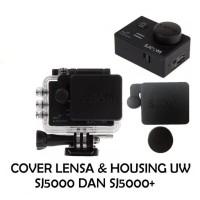 Housing Case Protective Camera Plus Lens Cap SJCAM SJ5000 SJ5000+
