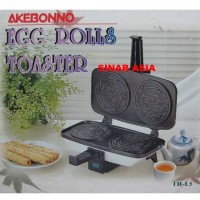 harga AKEBONNO EGG ROLL TOASTER TH-L5 Tokopedia.com