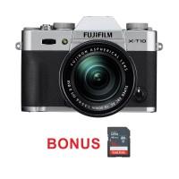harga Fujifilm Kamera mirorrless Fuji X-T10 16-50mm Tokopedia.com