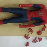 hot toys amazing spiderman 2 loose