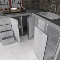 Kitchen Set Minimalis, Kitchenset Modern, Kitchenset Murah