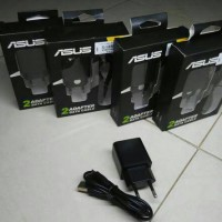 Jual CHARGER TRAVEL ADAPTER+KABEL DATA ASUS 2A ZENFONE 4 5 6 Murah