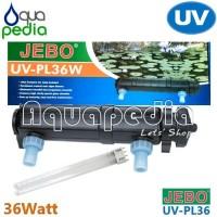 JEBO UV-PL36 UV Sterilizer and Clarifier