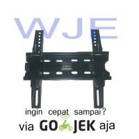 BRCKET LCD / LED UKURAN 14 - 32 INCH KUAT KOKOH