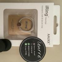 harga Iring+hook Aauxx Original Gold/ Cincin Hp Dengan Hook Tulisan Iring As Tokopedia.com