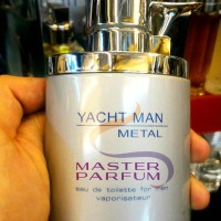 Yacht Man Metal. ORIGINAL PARFUM 100%