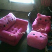 Sofa Handle Anak Hello Kitty 1 Set