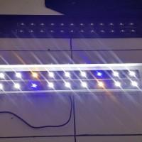 Lampu aquarium aquascape diy led 60 cm 18 watt