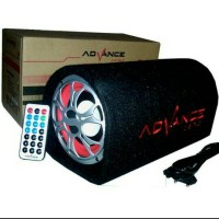 T-101KF Speaker Active Subwoofer Advance Karaoke Radio T101KF Aktif