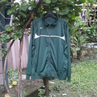Mens Jaket Nike RIO II Warm Up Green 100% Original