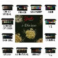 Sleek i-Divine Eyeshadow Pallete Ori 100% Original UK