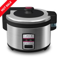 Magic Com Rice Cooker Jumbo YONG MA MC25000W -Black Tinum-Kap 5.4 L