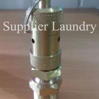 Safety valve setrika uap / Boiler