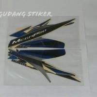striping motor megapro cw 2013 biru