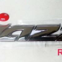 """Emblem / Logo """"Jazz"""" Chrome Titik Merah Honda Jazz 2004-2008 IDSI/VTEC"""
