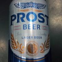 PROST BEER kaleng / international quality 330ml