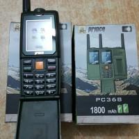 PRINCE PC 368 HP Jadul Unik Battery 1800mAH