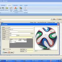 Aplikasi / Software Toko Alat Olahraga