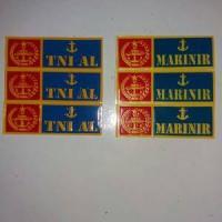 Stiker Marinir / TNI AL