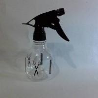 Botol Spray - Semprot Air Corak Barber