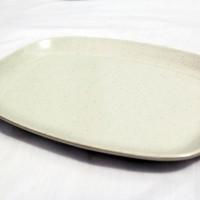 harga Piring Ikan Segi Melamine Serving Dish Oblong Plate Saji Makan Melamin Tokopedia.com
