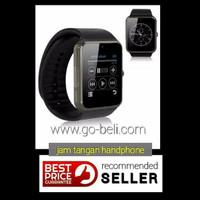 harga Termurah jam tangan handphone | smart watch GT08   | HP mini  | WU65 Tokopedia.com